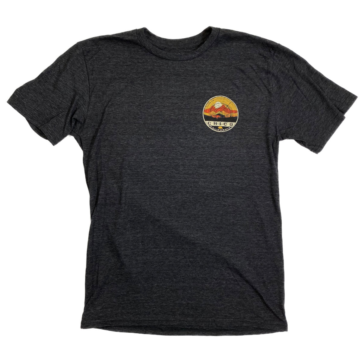 Epoch Mountain Chico T-Shirt Front View