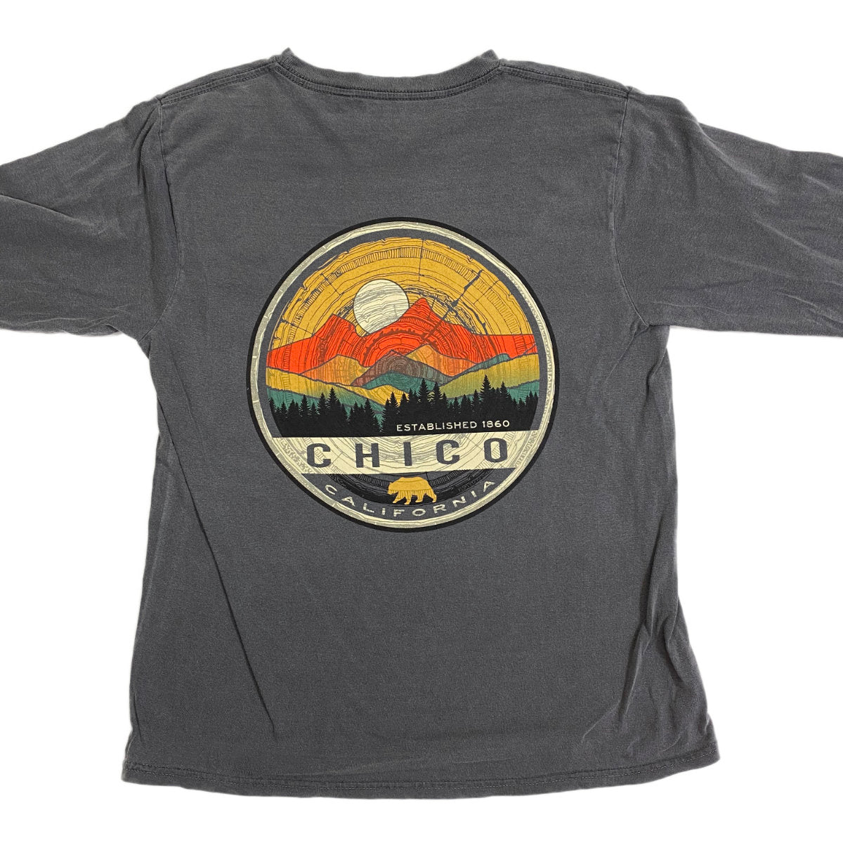 Epoch Mountain Long Sleeve Chico T-Shirt