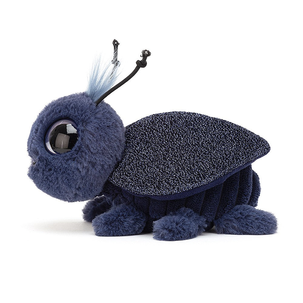 Jellycat Frizzles Beetle
