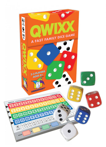 Qwixx by Gamewright