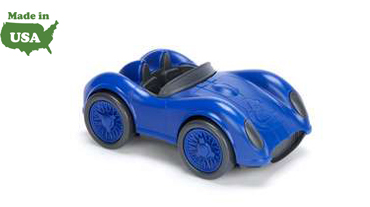 Green Toys Race Car (Blue)