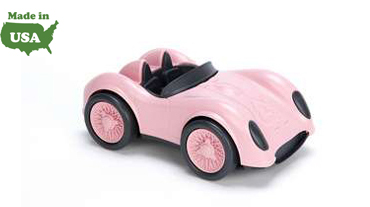 Green Toys Race Car (Pink)