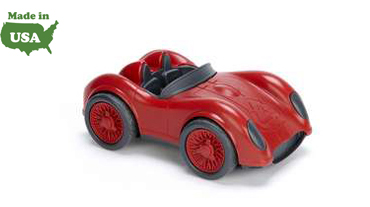 Green Toys Race Car (Red)