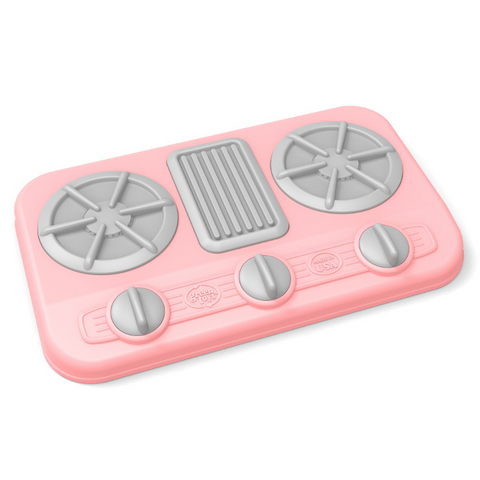 Green Toys Stovetop - Pink