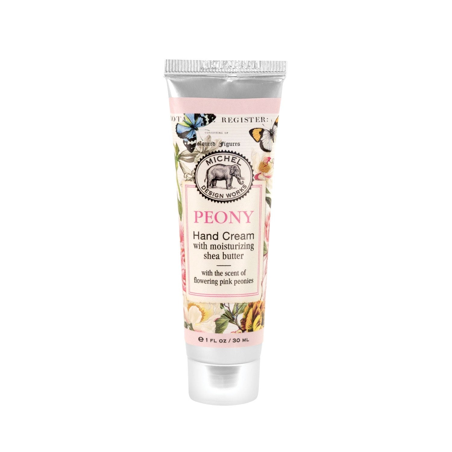 Peony Hand Cream with Shea Butter 1oz