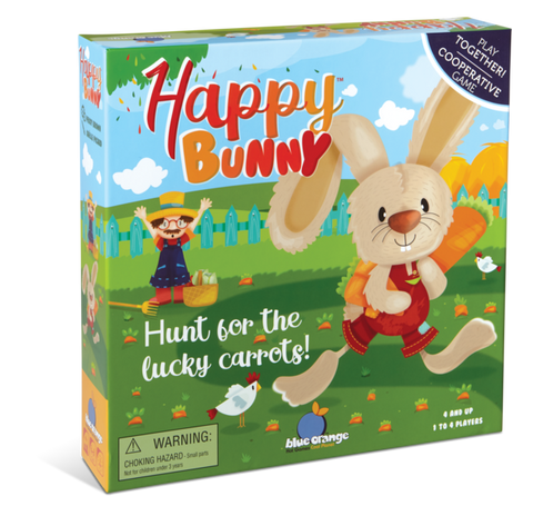 Happy Bunny by BlueOrange Games