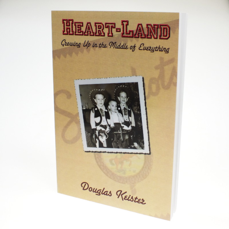 Heart-Land by Douglas Keister
