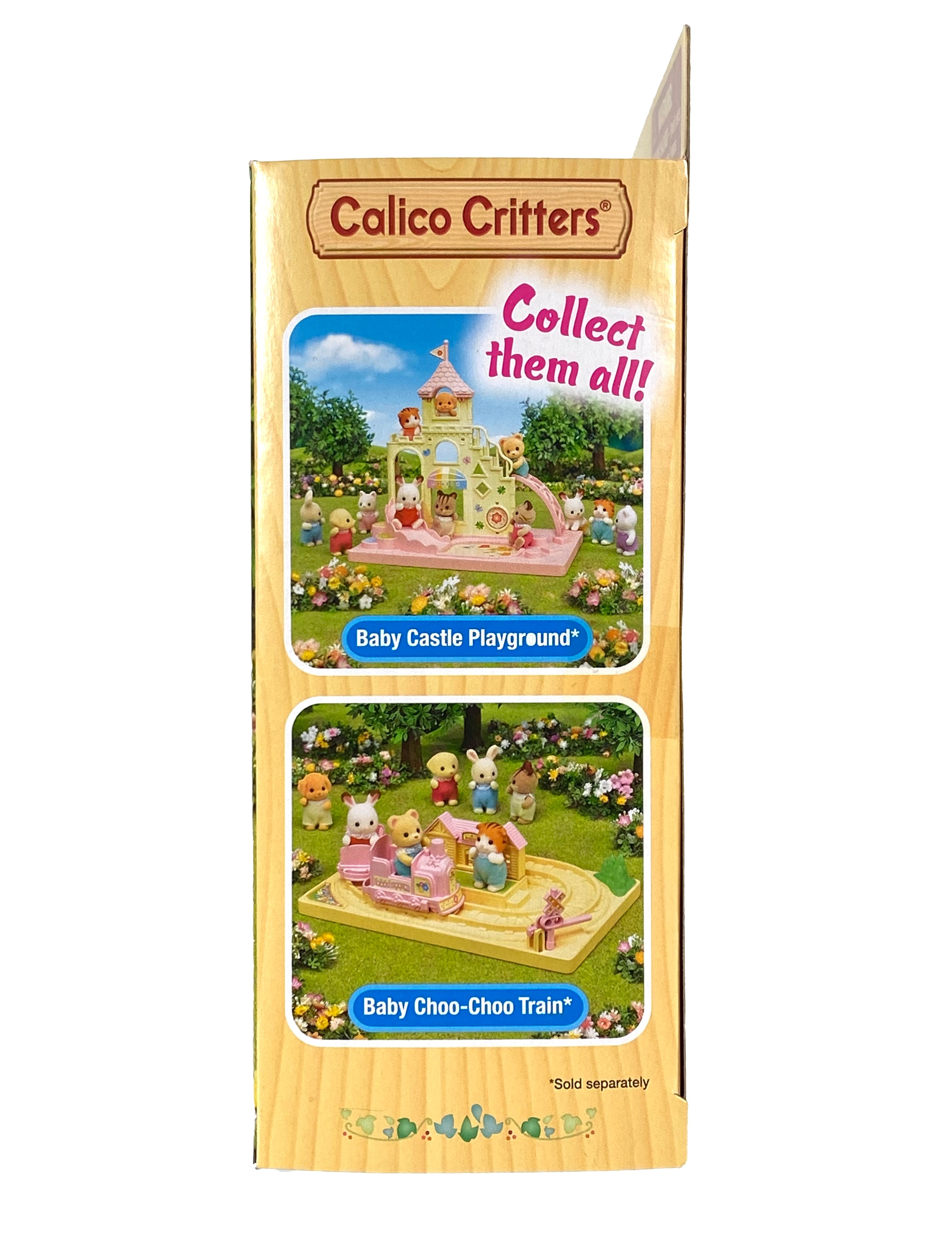 Calico Critter Baby Tree House Bird In Hand