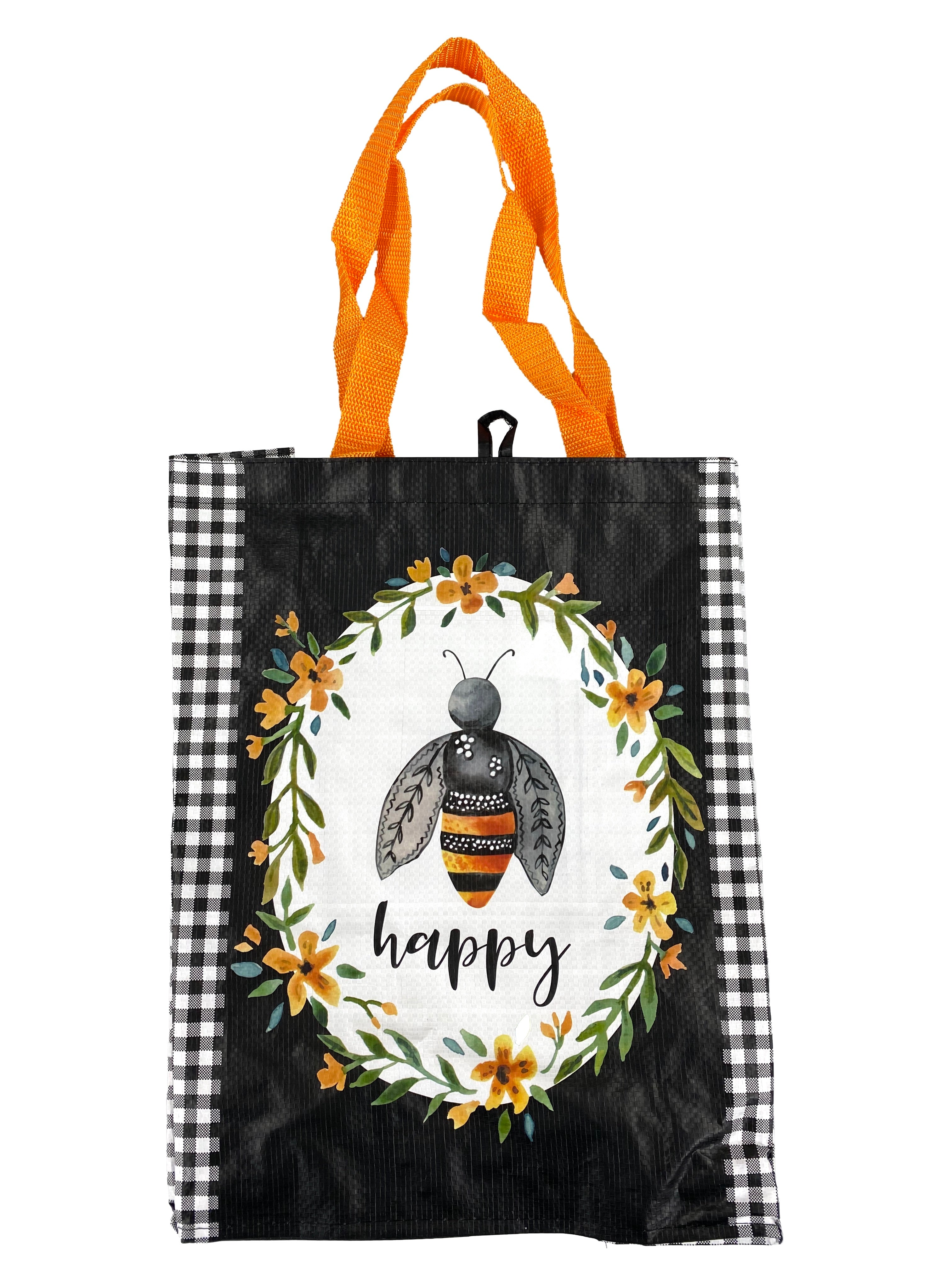 Bee Happy - Reusable Shopping Tote