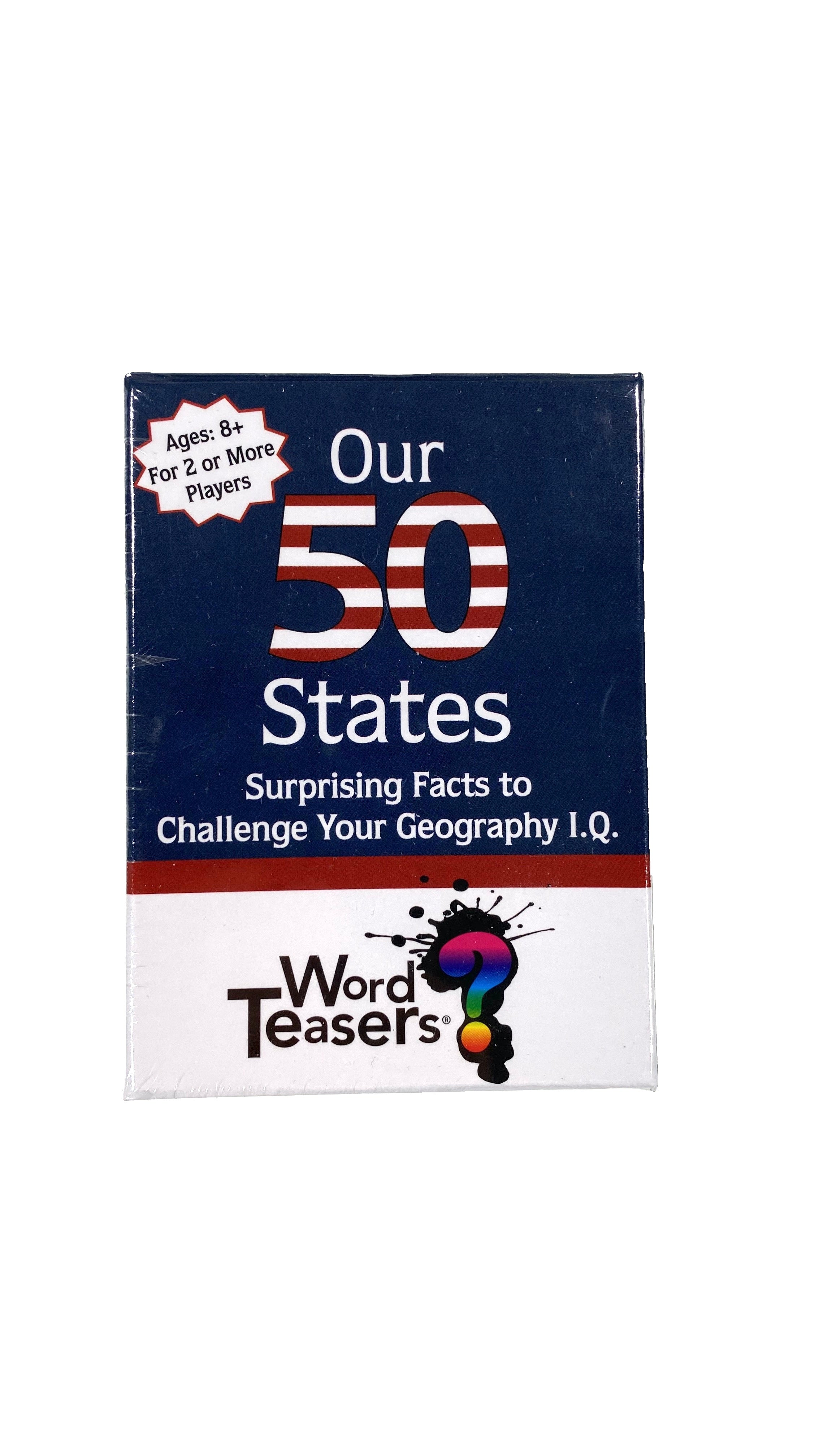 Word Teasers Our 50 States Mini