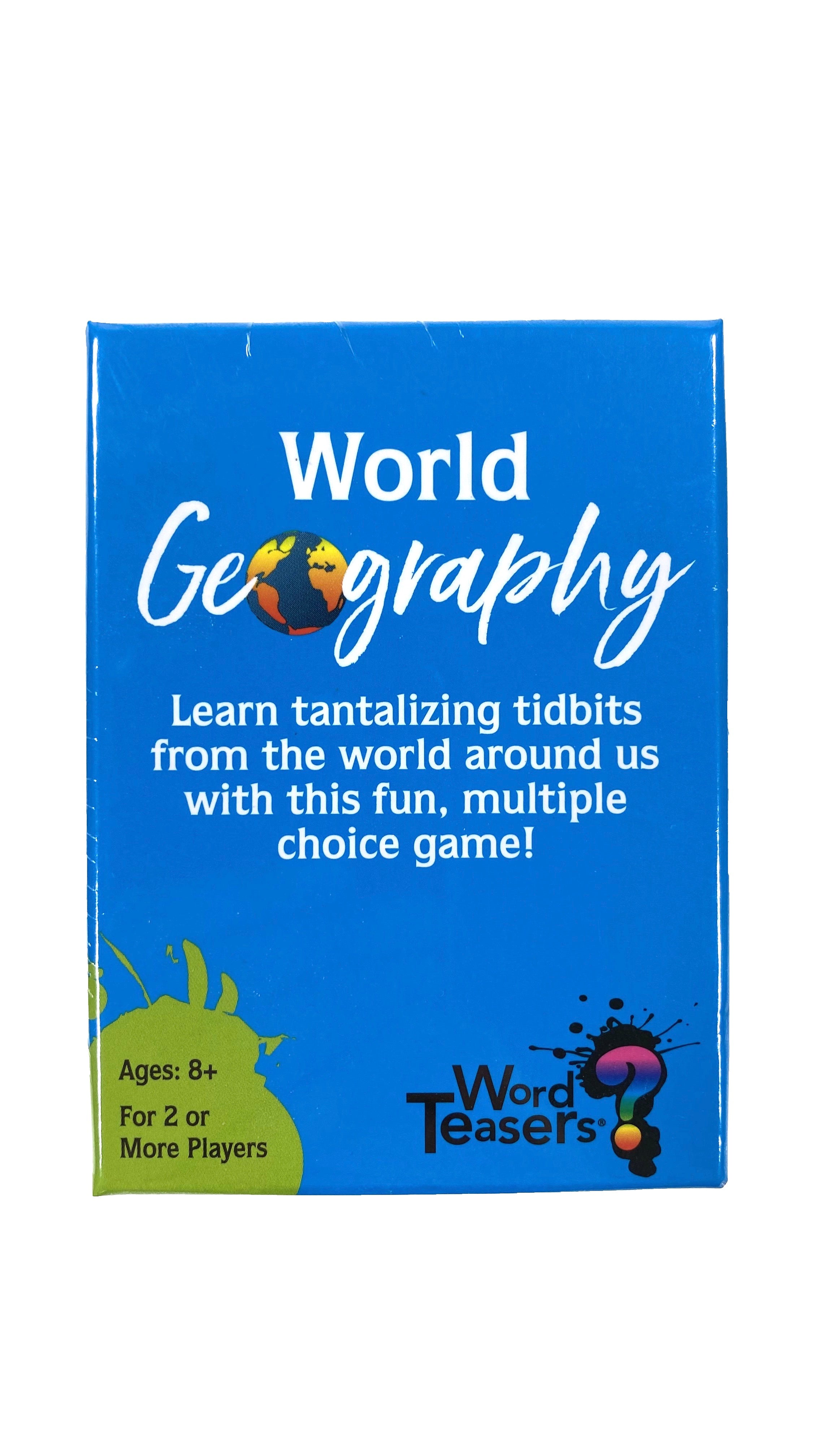 Word Teasers World Geography Mini