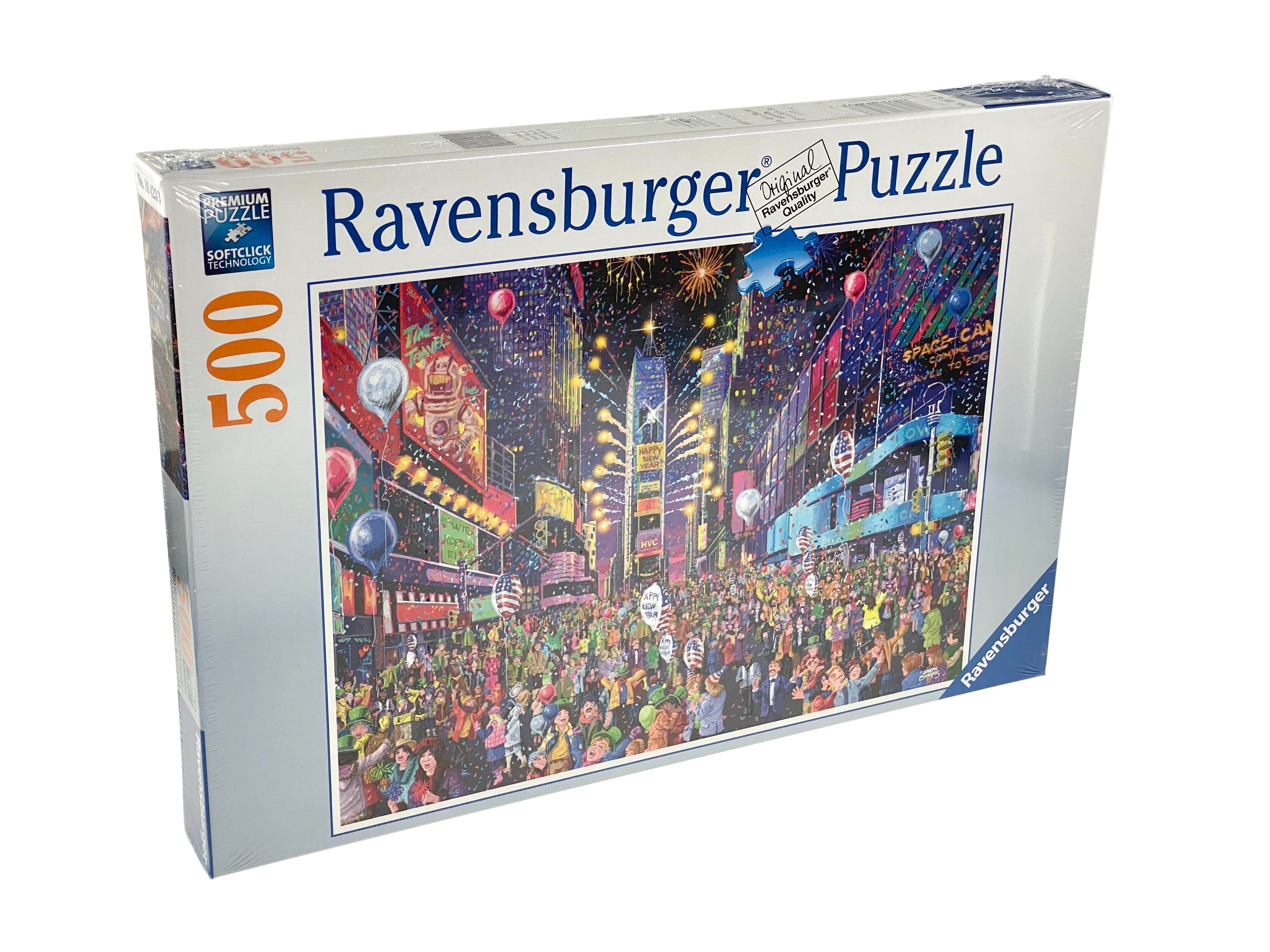 New Years in Times Square 500 Piece Puzzle