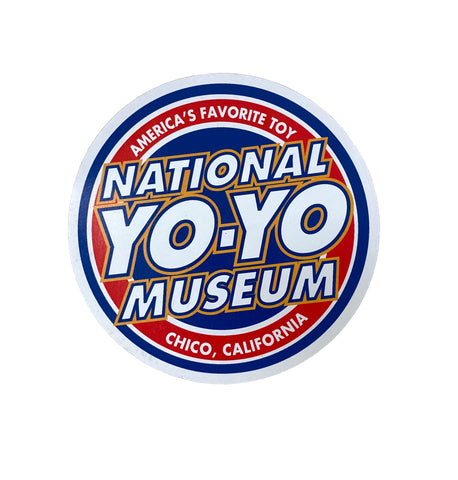 Chico Magnet - National YoYo Museum