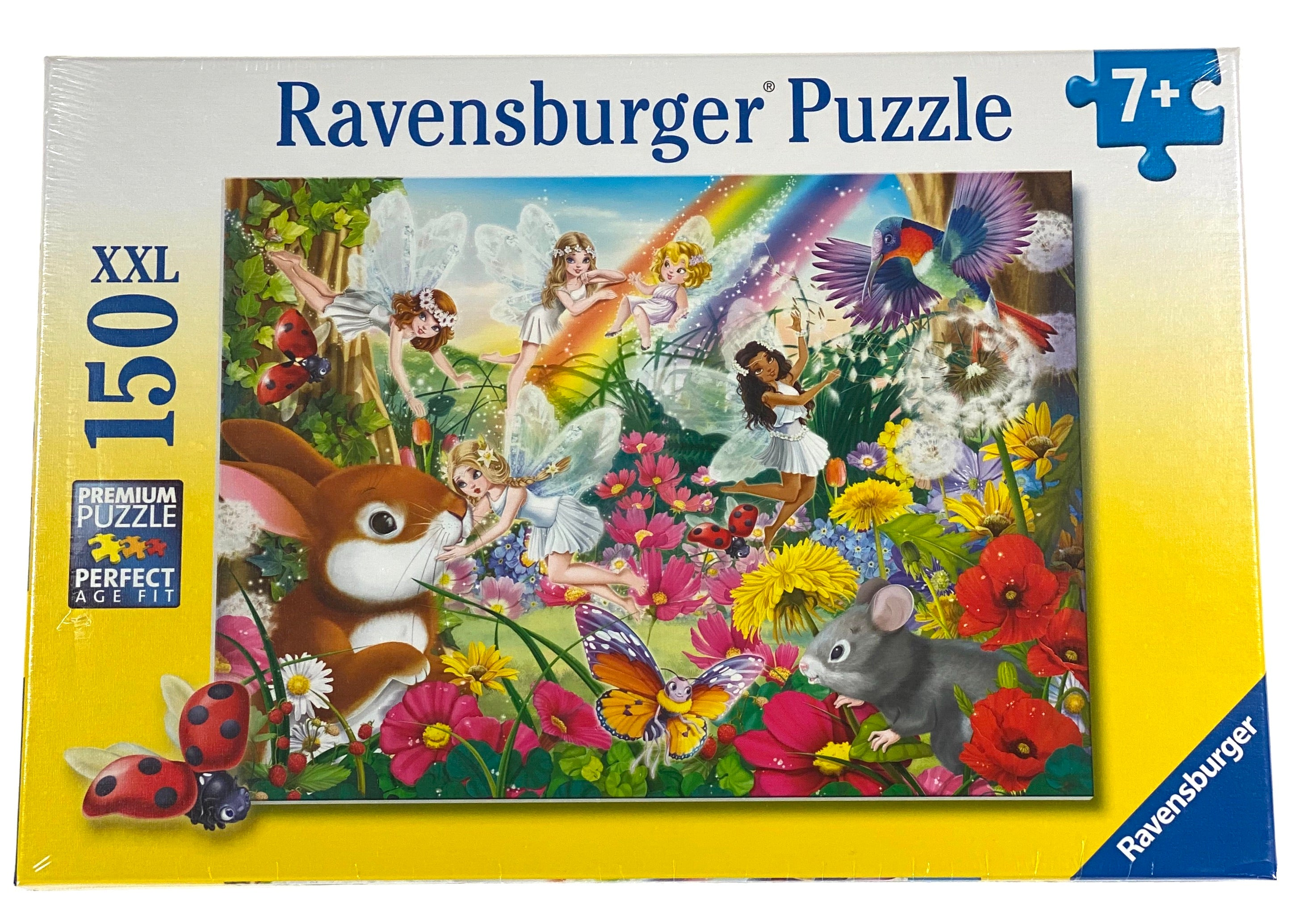 Magical Forest Fairies 150 Piece Puzzle