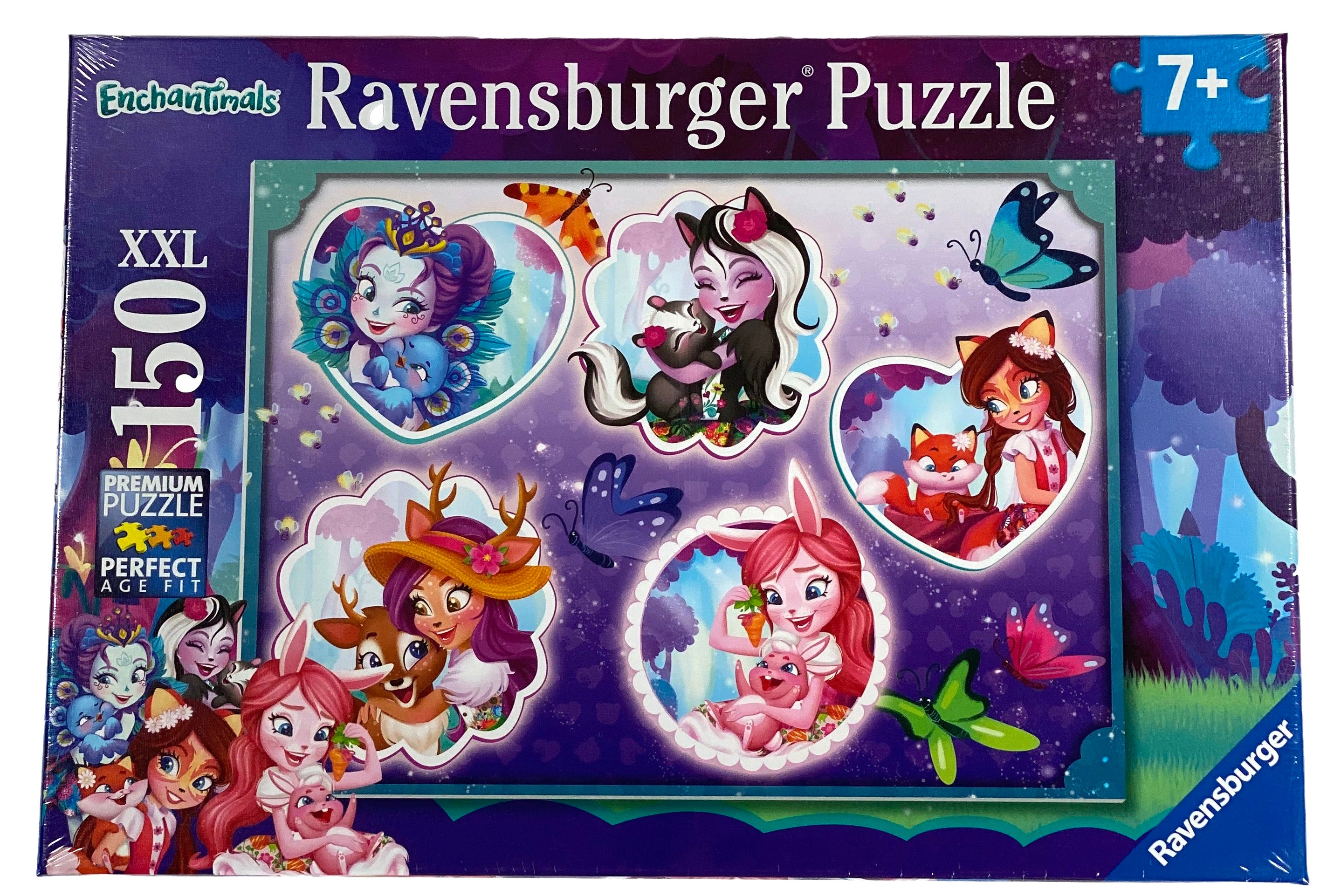 Enchantimals And Friends 150 Piece Puzzle