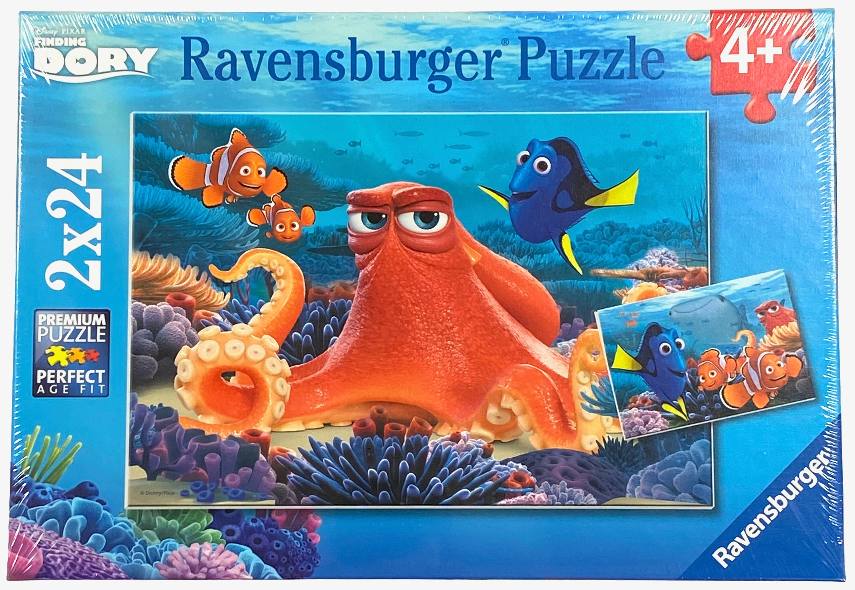 Finding Dory Always Swimming 2X24 Piece Puzzles