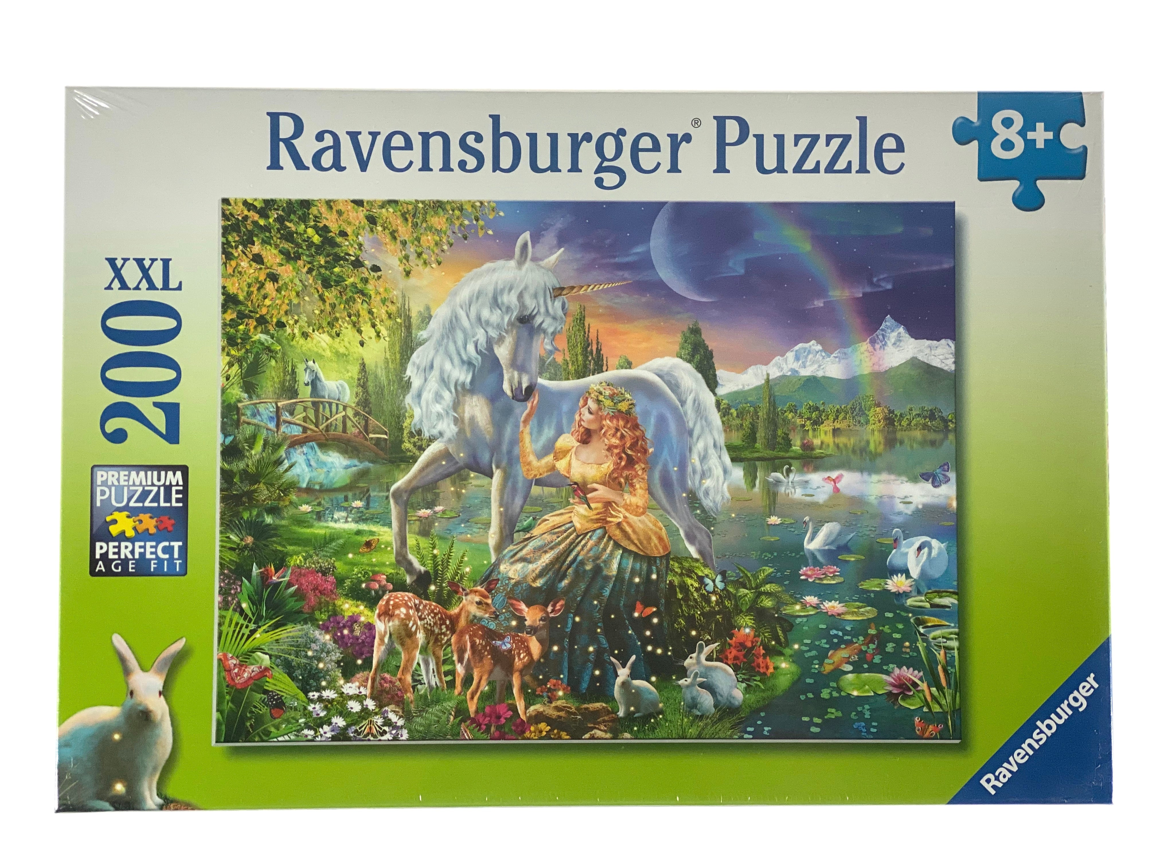 Gathering at Twilight 200 Piece Puzzle