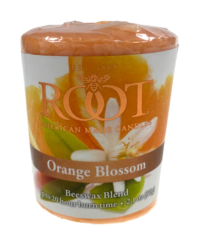 Root Candles 20 Hour Votive Orange Blossom