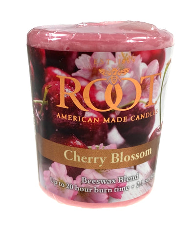 Root Candles 20 Hour Votive Cherry Blossom