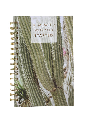 Spiral Journal - Remember Why You Started