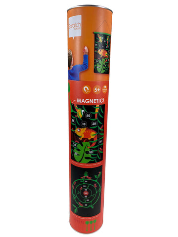 Magnetic Dart Board - Jungle Large