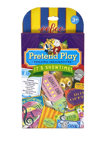 Eeboo Pretend Play It's Showtime