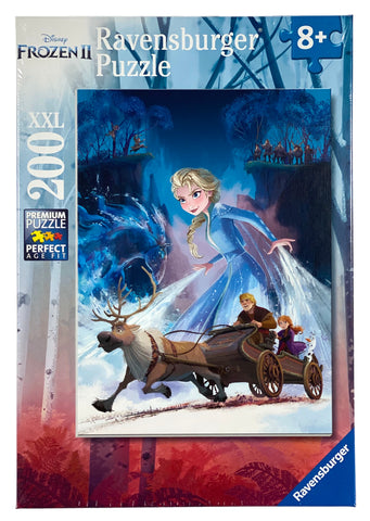 Frozen 2 The Mysterious Forest 200 Piece Puzzle
