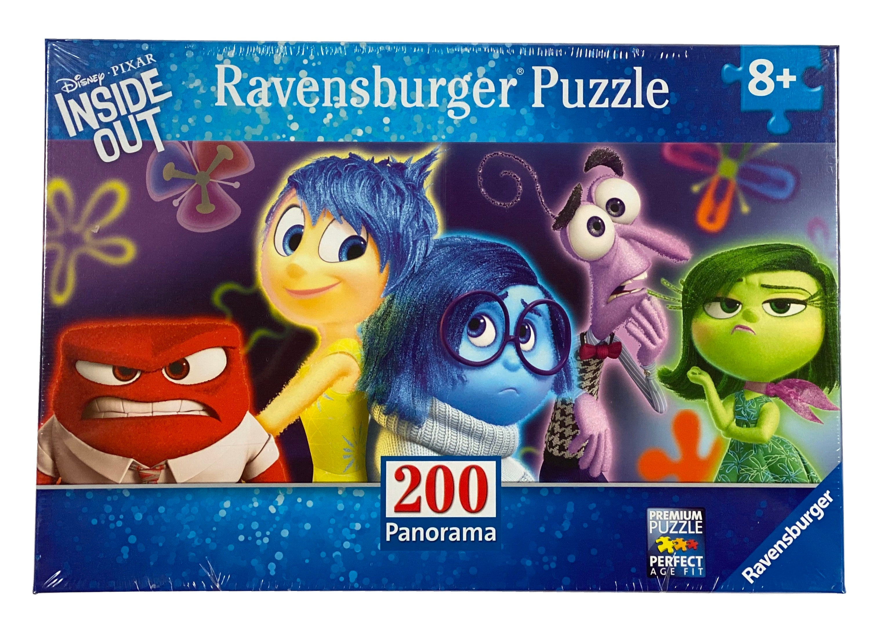Emotions 200 Piece Panorama Puzzle