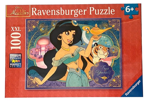 Disney Aladdin Adventurous Spirit 100 Piece Puzzle