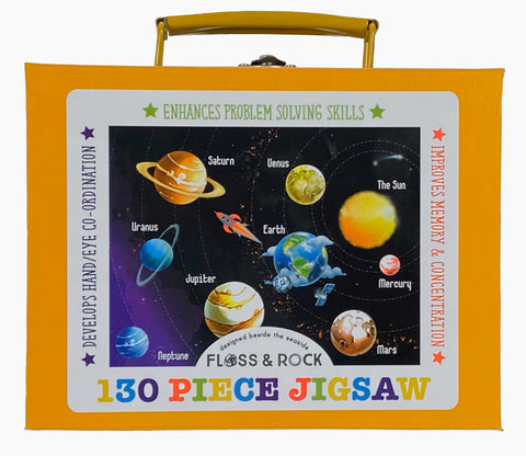 The Universe 130 Piece Puzzle In A Storage Case