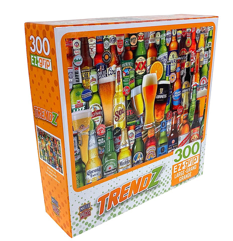 Bottoms Up Large Format 300 Piece Puzzle
