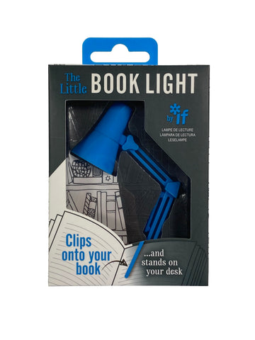 The Little Book Light - Light Blue
