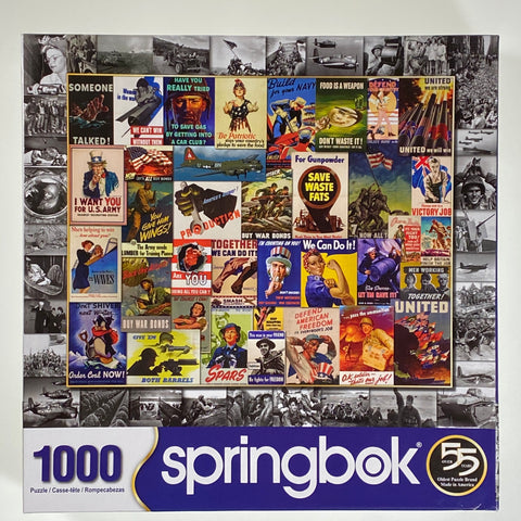 Making History 1000 Piece Puzzle