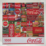 Coca-Cola Its The Real Thing 1000 Piece Puzzle