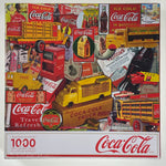 Coca-Cola Delivering a Classic 1000 Piece Puzzle