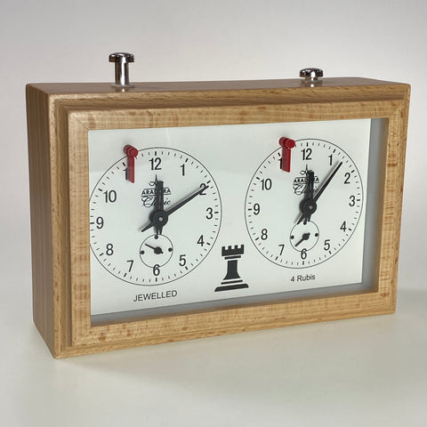 Tournament Style Chess Clock Classic Game Edition
