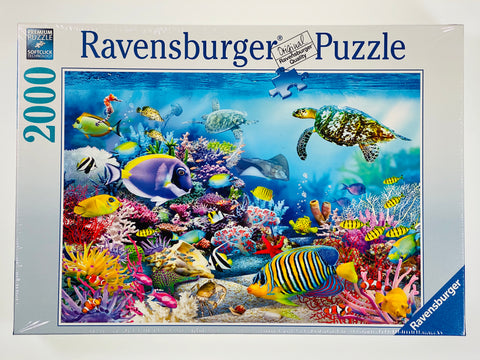 Coral Reef Majesty 2000 Piece Puzzle