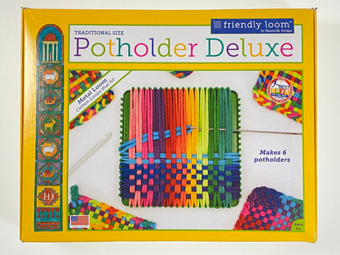 Traditional Size Potholder Deluxe