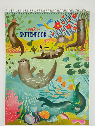 Otter Sketch Book