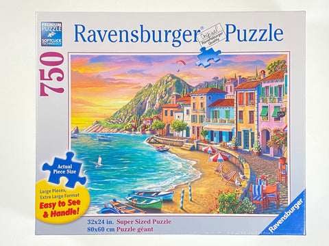Romantic Sunset 750 Piece Puzzle