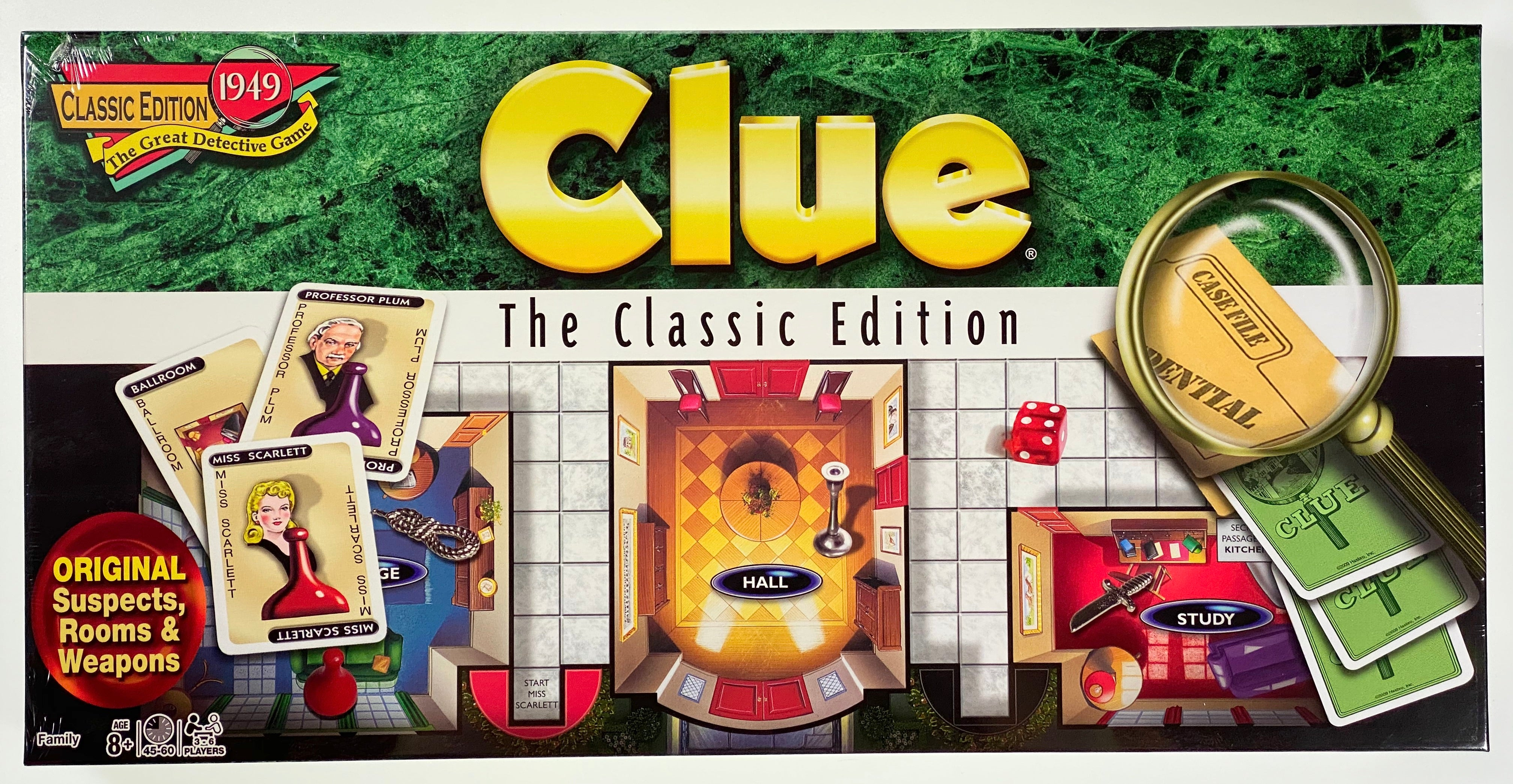 Clue - Classic Edition