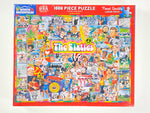 The Sixties 1000 piece puzzle