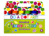 Do-a-Dot Scented Juicy Fruits 6 Pack