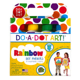 Do-a-Dot Rainbow 4-pack