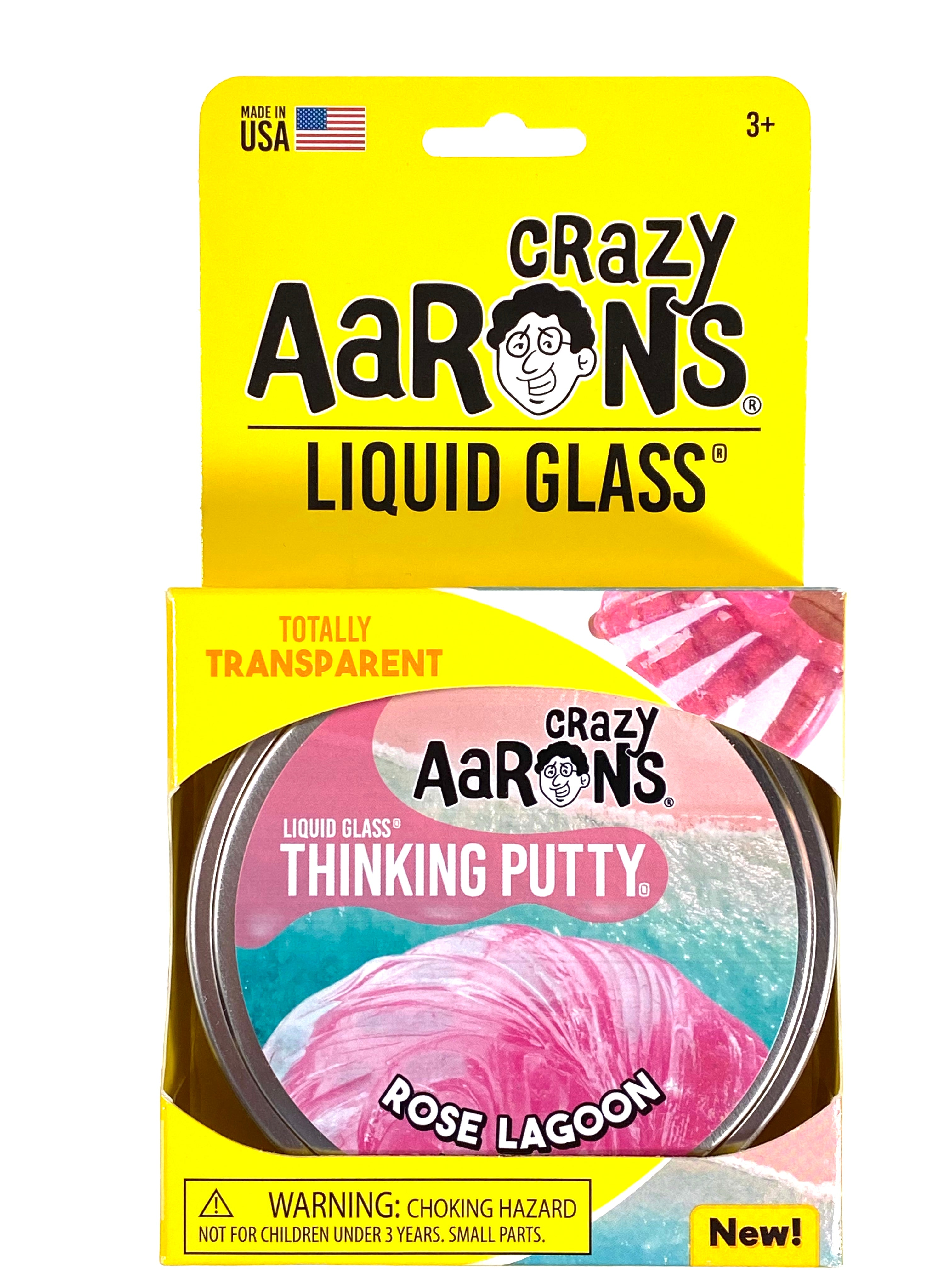 Rose Lagoon Thinking Putty