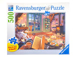 Cozy Retreat large format 500 piece puzzle