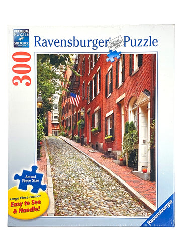 Beacon Hill Boston large format 300 piece puzzle