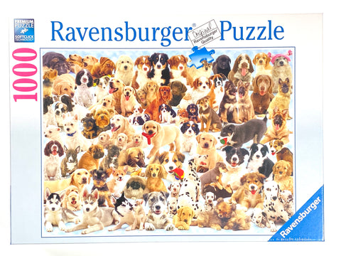 Dogs Galore 1000 piece puzzle