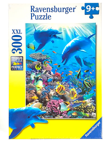Underwater Adventure 300 piece puzzle