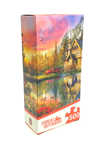 Breath of Fresh Air 500 Piece Puzzle